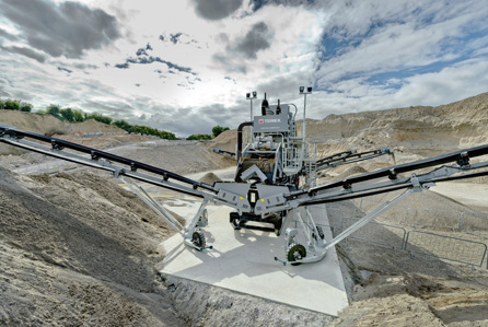 Powerscreen® plants deal with the full range of material processing requirements in terms of quarrying equipment, mining equipmentand crushing and screening machines for the quarrying, mining, recycling and demolition industries.